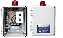 Alderon Simplex Control and Alarm Panels