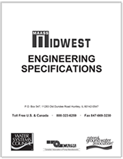 Maass Midwest Engineering Specifications